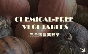 完全無農薬野菜